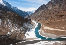 Store of freshwater in Himalayan glaciers shrinking