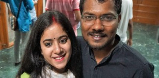 Journalist Prashant Kanojia's wife claims 2 people who came in plain clothes