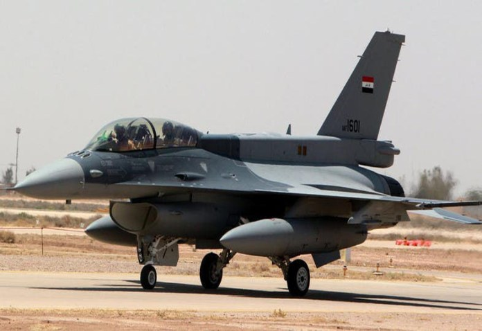 No casualties reported after Iraq air base home to U.S. troops hit by mortar shells