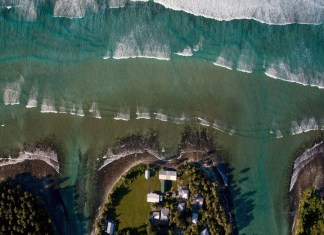 Marshal islands and climate change: A crucial issue.