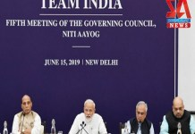 Policy Commission meeting: Chief Ministers demand increased central assistance for agriculture crisis