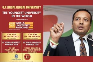 Young' Universities Globally in the QS Young University