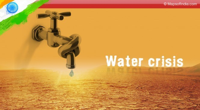 The Next War would be for water, how can save India from a Severe Water Crisis?