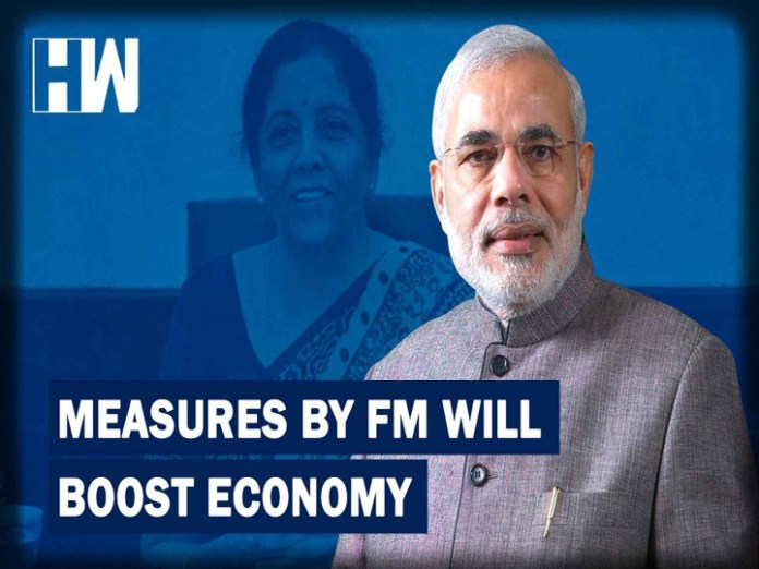 Finance Minister's Announcement to Boost Economy