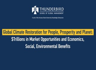 New Investments and Research Indicate Multi-Trillion Dollar Market for Climate Restoration Through Carbon-Capture- The Policy Times