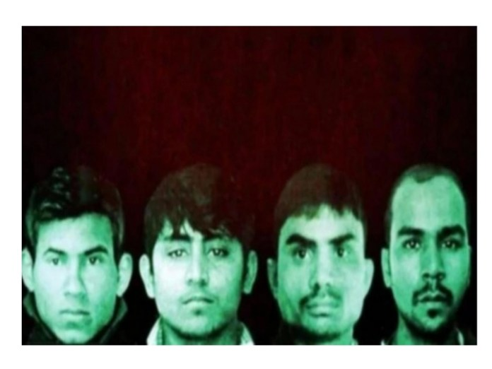 Supreme Court, on Tuesday, dismissed the curative petitions of four accused of 2012 Rape case convicts.