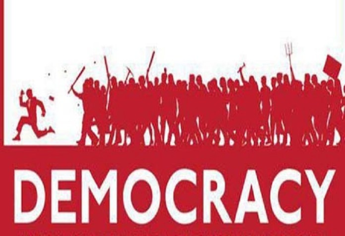Democracy at the cusp of hatred and sectarianism