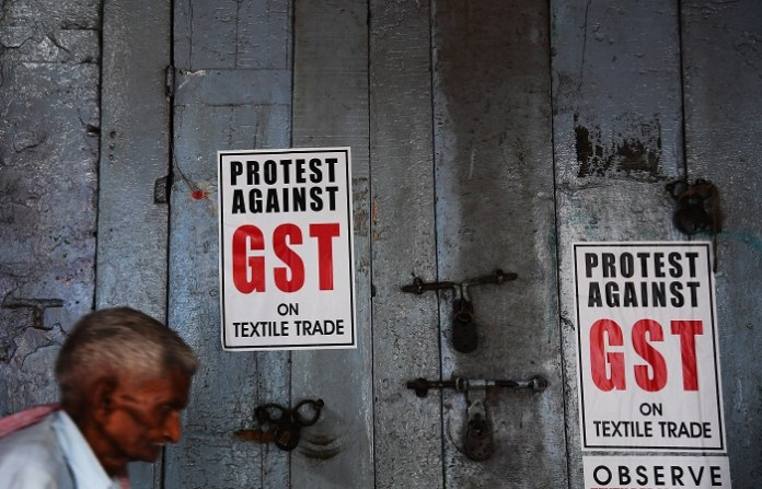 Oppose of GST The Policy Times