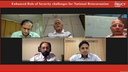 Unleashing India Web Summit Series Enhanced Role of Security Challenges for National Reincarnation.the policy times