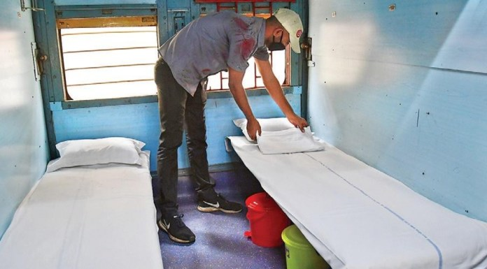 Delhi's COVID battle Additional 500 railway coaches to be turned for isolation wards, triple testing in six days_The_Policy_Times