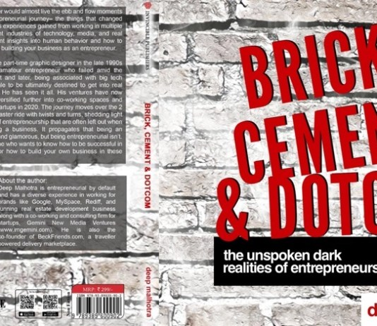 Rethi, Cement & Dotcom The unspoken dark realities of entrepreneurship_The Policy Times