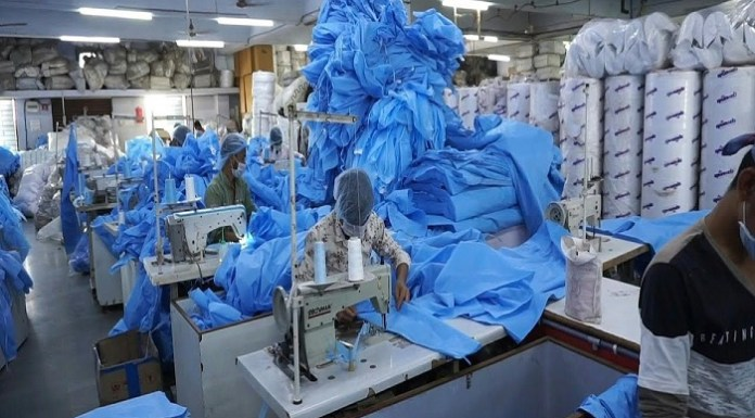 Indian PPE kits turn out 'Sweat chamber' and 'choking' for doctors', 20 lakh packs stayed unsold. The policy times