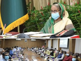 Bangladesh PM for all-out preparations to fight possible second wave of COVID-19. the policy times