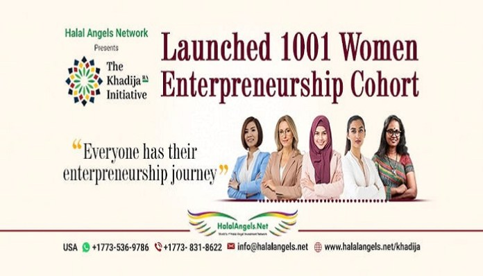 The Khadija RA Initiative to Empower 1001 Female Entrepreneurs : World's Largest Cohort, Incubation & Acceleration Program Launched by Halal Angels Network. the policy times