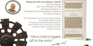 Book Review  'Bhagavad Gita According To Gandhi'–Collector's Edition by Quignog, India's Most Formidable Gift of Philosophy to the World. the policy times