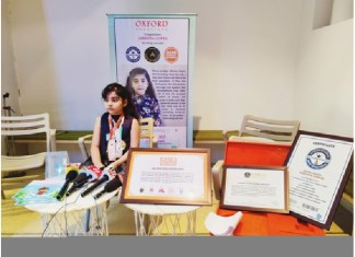 India's Youngest Poet Carry Forwards the Literary Legacy.THE POLICY TIMES