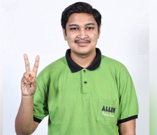 Shoyeb Aftab creates History by Securing 100% Result in NEET Exam 2020. the policy times