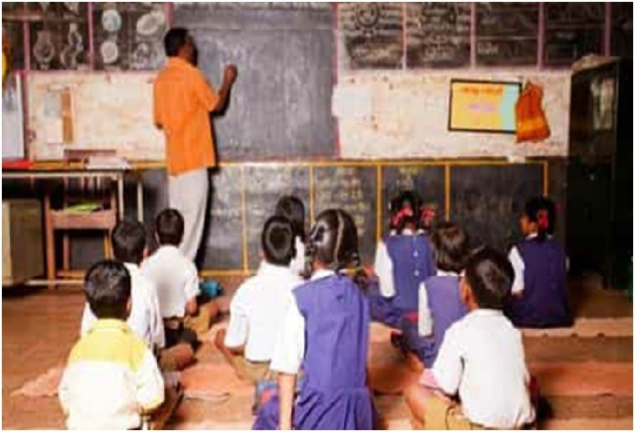 Teachers without Training in Rural Areas Create Havoc Amongst UP Citizens.the policy times