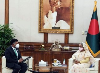 India has extended its support to Bangladesh's candidature for the post of Executive Director (ED) of South-East Asia Regional Office (SEARO) of the World Health Organisation (WHO).the policy times