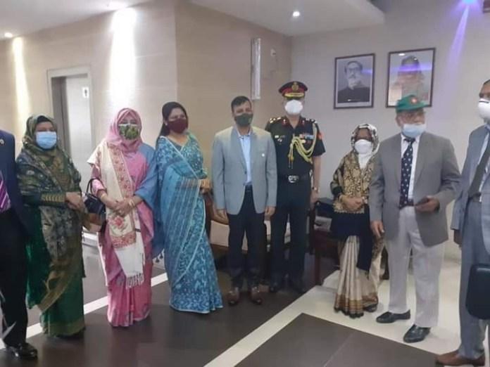 Bangladesh Liberation War of 1971 : bonds of friendship -- India : Bangladesh .THE POLICY TIMES