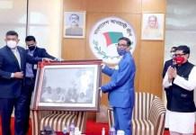 Bangladesh-India relation is historical : Indian HC Vikram Kumar Doraiswami.the policy times