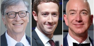 While The Global Economy Suffered A Major Jolt In 2020, The Top 10 Billionaires Added A Whopping $1 Trillion To Their Net Worth . THE POLICY TIMES