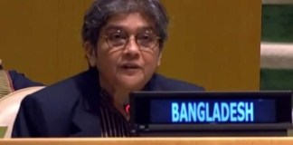 Bangladesh calls for greater preparedness for the safety and security of the peacekeepers Permanent Ambassador of Bangladesh to UN Rabab Fatima the policy times