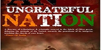 Invincible Publishers all set to launch Mohit Chobey's An Ungrateful Nation THE POLICY TIMES