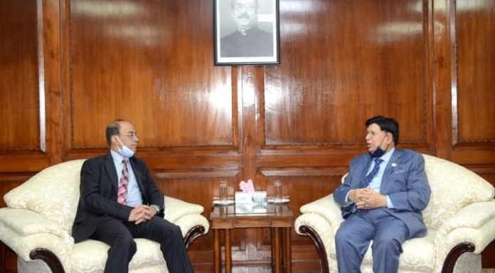 State Minister for foreign affairs meeting with OIC delegation the policy times