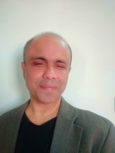 Dr. Tausif Malik, founder of Halal Angels Network, American-Indian