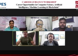 Students Career Guidance Webinar on Computer Science, Artificial Intelligence, Machine Learning & Blockchain the policy times