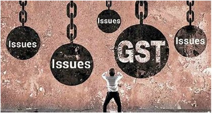 The GST Scuffle THE POLICY TIMES
