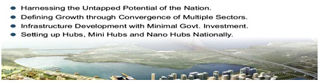Enhanced Role for Infrastructure Industry for Strategic way forward for National Reincarnation through Secured Governance