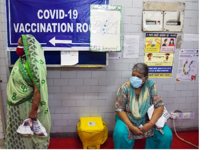 Vaccine costs would put a strain on India's already-stressed state budgets THE POLICY TIMES