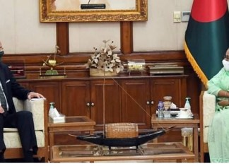 President of the 75th Session of the UN General Assembly Vulcan Bazkir's visit to Bangladesh