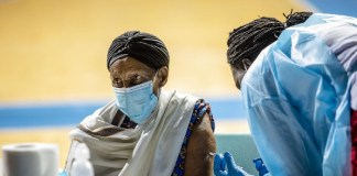 Left behind; fewer than 1% of people in low-income countries got one dose of Covid-19 vaccination