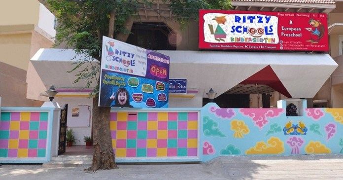 Ritzy Schools; India's only inexpensive European Pre-school for the benefit of all children