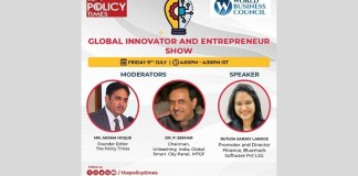 Meet India's Global Innovator with Connect-Meet-Trade-Growth System For India's MSMEs