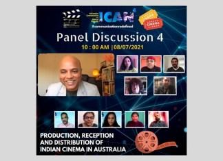 Australian filmmakers discuss status of Indian Cinema in Australia at ICAN-4