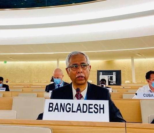 UN Human Rights Council Unanimously Adopts a Resolution Calling for a Solution to Rohingya Crisis