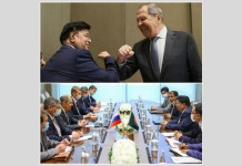 Bangladesh Foreign Minister had a meeting with Russian Foreign Minister Sergey Lavrov