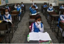 Govt report; about 78% of schools in India still do not have internet access, more than 61% do not have computers