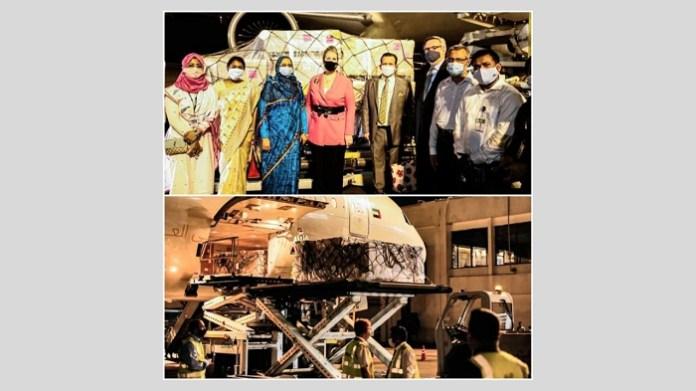 U.S. Chamber's U.S.-Bangladesh Business Council Delivers Essential COVID-19 Supplies to Bangladesh
