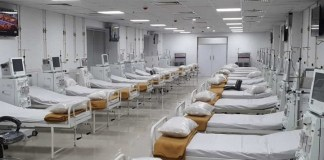 Delhi toadd 6,800 more beds at government hospitals in the next six months; CM