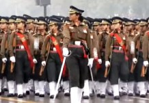 Indian Army grants time scale Colonel Rank to Women Officers