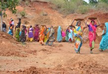 Payment delays and insufficient job availability, MGNREGS workers are coping with the negative economic effects