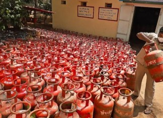 Cooking gas LPG price hiked by ₹25 per cylinder, the second month in a row