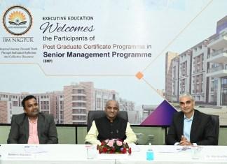 IIM Nagpur - The Youngest IIM to venture into Senior Management Programme (SMP)
