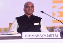 Bhimaraya Metri Awarded Prestigious Dr PN Singh Memorial Award