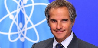 UN nuclear chief to hold talks with Iran